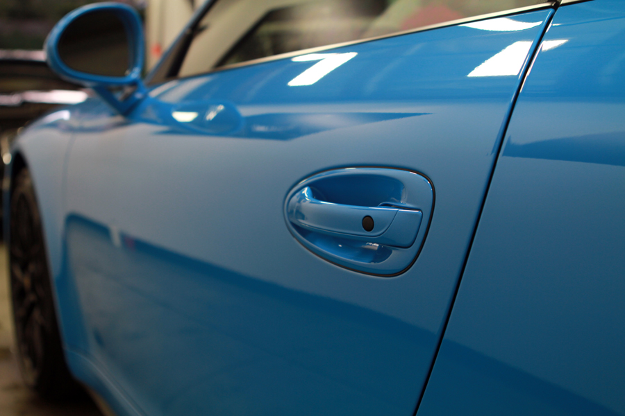 Using Film Paint Protection On The Interior Of A Car